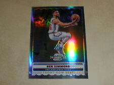 2019-20 Panini Contenders Optic Front Row Seat Prizm #12 Ben Simmons