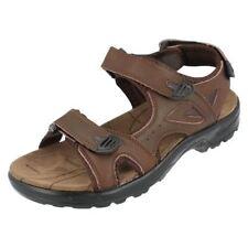 Sandalias y chanclas de hombre en color principal marrón talla 41