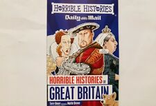 Horrible Histories of Great Britain (Daily Mail Edition) NEW