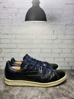 Adidas Mens Stan Smith Lab Legend Ink Blue BZ0453 Athletic Shoes Size 12.5