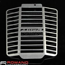 Stainless Radiator Cooler Cover For Suzuki 2006-2014 Boulevard M109R / VZR1800