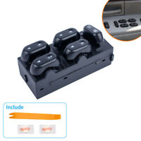 Power Window Master Control Switch Front Driver Side For Ford Lincoln Mercury O