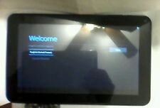 "9""RCA TABLET DUAL core  dcp 8GB  black  RCT6691W3"