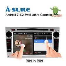 "Android 7.1 DVD GPS 7"" Autoradio für OPEL Zafira B Astra H Corsa D Meriva Vivaro"