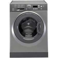 Hotpoint Futura WMBF844G A+++ 8kg 1400 Spin Washing Machine in Graphite