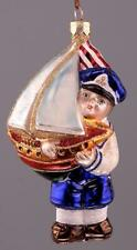 "S00-260-A. Slavic Treasures ""Captain Jack"". Ornament Lightly Used."