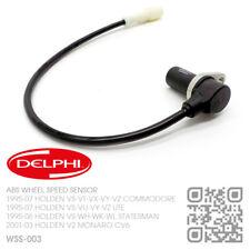 DELPHI ABS WHEEL SPEED SENSOR REAR V6 or V8 [HOLDEN VS-VT-VX-VU-VY-VZ COMMODORE]