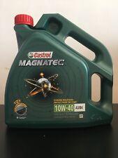 Castrol Magnatec 10W-40 Part-Synthetic Engine Oil ACEA A3/B4 10W40 4 Litres 4L