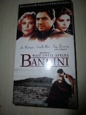WAIT UNTIL SPRING BANDINI VHS- FAYE DUNAWAY