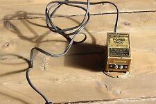 Vintage Eldon Pair Slot Car Speed Control Trigger Handsets Power Pack #3400