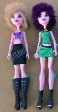 Monster High Doll Lot #12 - 3 Party Girls - Create a Monster and Frankie