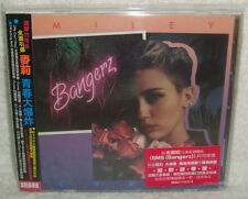 Miley Cyrus Bangerz (Deluxe Version) Taiwan Ltd CD+Sticker w/OBI (We Can't Stop)