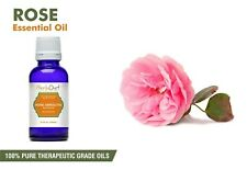 Rose Absolute Essential Oil 100% Pure Natural Undilluted Therapeutic Oils 30ml