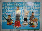 Vintage 70s 80s Fisher Price Toys Toy Catalogue
