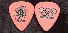 LIT 2002 Atomic Tour Guitar Pick!!! JEREMY POPOFF custom concert stage Pick