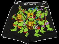 The Mutant Ninja Turtles Loose Fitting Cotton Boxer Shorts Xmas Gift Mens Size S