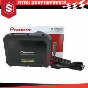Pioneer TS-WX400DA 250Watts Class-D Amplifier Compact Active Sub Car Subwoofer