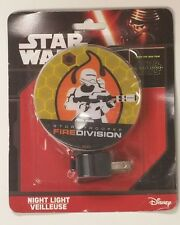 Star Wars Night Light With Bulb Resistance X-Wing Squadron Disney