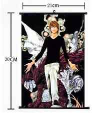 Japan Anime Death Note Home Decor Poster Wall Scroll cosplay  752