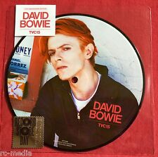 "DAVID BOWIE -TVC15- Rare UK Record Store Day 7"" Picture Disc (Vinyl Record) RSD"