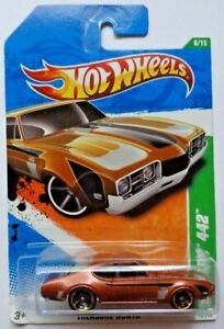 2011 Hot Wheels Treasure Hunts '68 Olds 442 8/15
