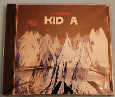 Radiohead Kid A CD SOUTH AFRICA CDEMCJ (WF) 5880 rare