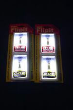 NEBO Flip it Light Universal Mount Anywhere 2-2 packs Battery powered LED Lights