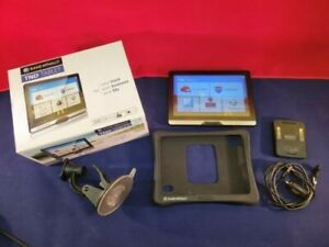 Rand McNally TND Tablet 80 Truck GPS - Black TNDT80 EXCELLENT Condition