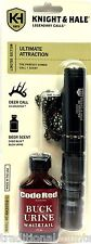 Deer Call & Scent - Knight and Hale Ultimate Deer Attraction Combo - KHCB2016-1