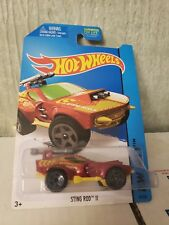 Hot Wheels STING ROD II HW CITY STREET BEASTS. BUY3GET1FREE ADD2CART