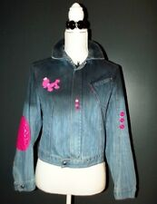 YUMI ON LINE CREATION VESTE LEVI S ENGINEERED LUTIN MATRIOCHKAS  TS OU 36/40