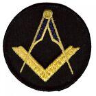 Masonic Square & Compass Patch,Masonic Riders, Mason Patch, Masonic Bikers for sale