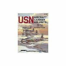USN Aircraft Carrier Air Units, Volume 2: 1957-1963 - Specials series (6161), Du
