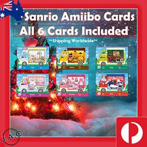 Sanrio Pack Amiibo Cards DIY | New Horizons + Hello Kitty Crossover