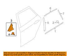 SUBARU OEM 08-14 Impreza Exterior-Rear-Corner Cover Right 62134FG001