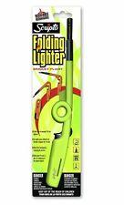 2 Pack Scripto Multi Purpose Refilable Lighter (Random Color)