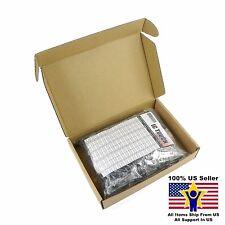 30value 900pcs Electrolytic Capacitor Assortment Box Kit US Seller KITB0004