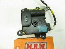 TIBURON AIR DAMPER BLEND DOOR MOTOR ACTUATOR BOX WIRE PLUG CONNECTOR HEATER A/C