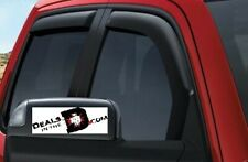 19-20 Ram 1500 DT Genuine Mopar Deflector-Window 82215478 (DT Crew Cab Only)
