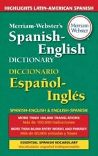 Merriam-Webster's Spanish-English Dictionary (Spanish) 1st Edition