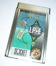 Socket Communications PCMCIA Low Power Ethernet LP-E LAN PC Card