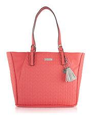 Jessica Simpson Cynthia Shoulder Tote Bag - Coral