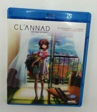Clannad: After Story - Complete Collection (Blu-ray Disc, 2012, 3-Disc Set) Used