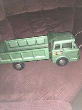 vintage marx pressed steel toy trucks