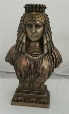 Willow Hall EGYPTIAN CLEOPATRA BUST Egypt Pyramids Pyramid Pharoah Pharaoh