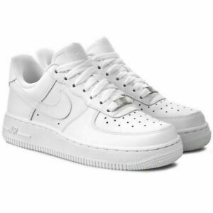 2021 NK AIR FORCE 1 '07 Low 315122-111 Baskets Homme chaussures Baskets