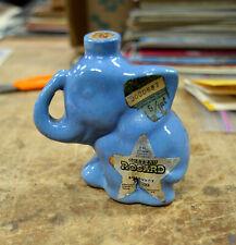 UHL Pottery Elephant wine decanter Chateau Rosard Burgundy