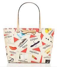 Kate Spade Bag WKRU2994 Via Limoni Francis Italian Flashcard Agsbeagle