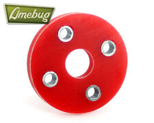 VW Classic Beetle Poly Urethane Coupling Coupler Steering Box Shock Red T1 Ghia