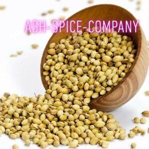 Whole Coriander | Corriander Seeds Premium Quality **Special Offer** Free UK P&P